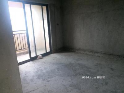 大学城附近 安特紫荆城 高层3个阳台南北通透 166万-莆田二手房