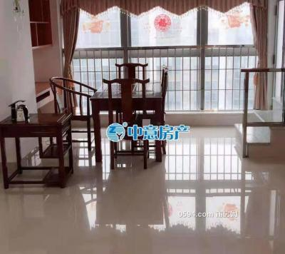 正荣润景 楼梯高层  精装 一个月只要2800元-莆田租房