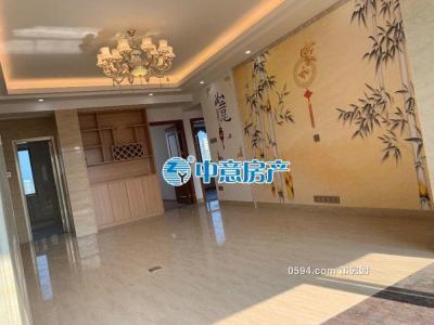 凤达滨河豪园  精装修未入住  好楼层 一平仅售17600 全无遮挡-莆田二手房