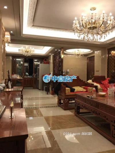 豪装 凤达滨河豪园 3房 南北东中层173平 308万-莆田二手房