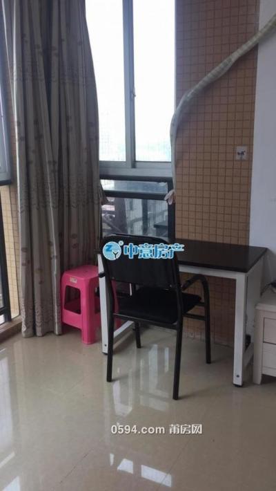 荔东佳苑 精装单身公寓 南北通透 1450/月-莆田租房