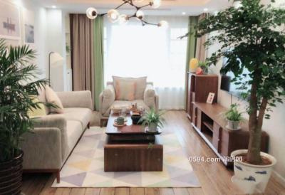 看溪好房,雅颂居双证满二,豪华装修家具全送,绿化好 -莆田二手房