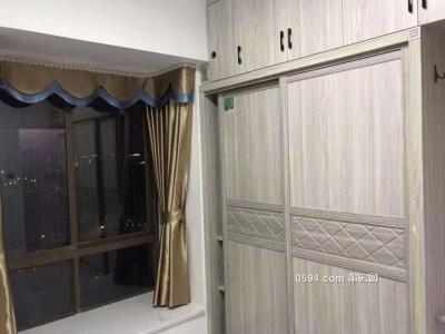 万达宏基附近 祥和山庄精装3房全新未入住-莆田租房