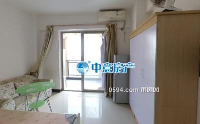 濱河豪園  高層一房一廳  單身公寓 月租1000-莆田租房