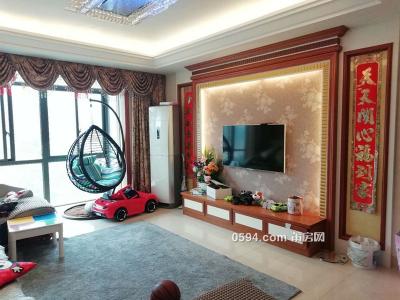 这么高性价比的房子/云顶枫丹中高层豪装三房荔城二小二中-莆田二手房