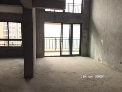 木兰溪公园万科城旁,正荣府高层复式三房,赠送30平-莆田二手房