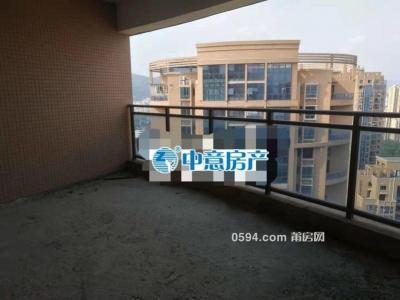 凤达滨河豪园 大4房2厅2卫  毛坯房 高层一平方16000-莆田二手房