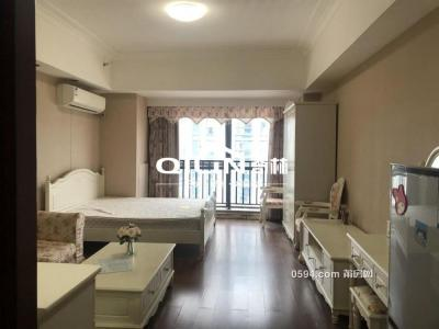 万达高层公寓,视野开阔精装修,设备仅租1700-莆田租房