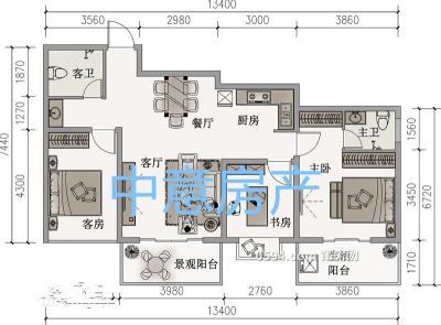 680平方 生活便利,大面积生活便利,交通方便停车 低价格-莆田租房