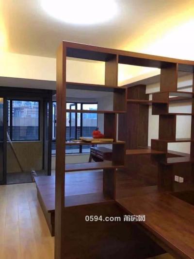 皇庭水岸 单身公寓 朝南 带有阳台 拎包入住-莆田二手房