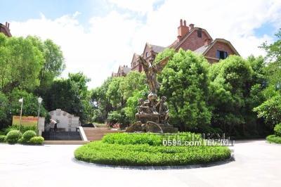 金海湾别墅 木兰枫丹别墅小洋楼 使用面积300㎡ 只要400万-莆田二手房