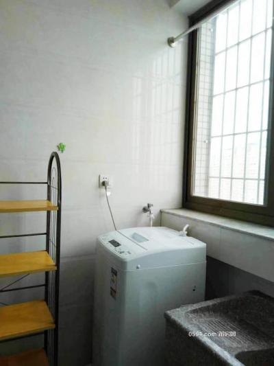 南门中学区 中凯幸福里单身公寓45平 两面采光 家电家具齐 -莆田二手房