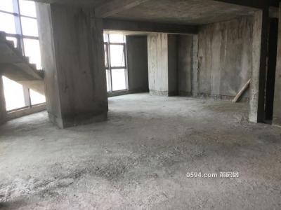 辦公自住都可以 金海灣復式樓中樓 買一層送一層5.9挑高-莆田二手房