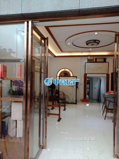 中海国际  精装修 东城一号别墅正对面 高等收入人员多150M-莆田租房