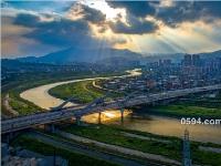 木兰溪实景图3