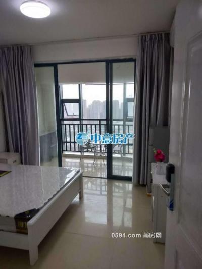 凯天鸿业  单身公寓  中装修  高楼层 万达附近-莆田租房