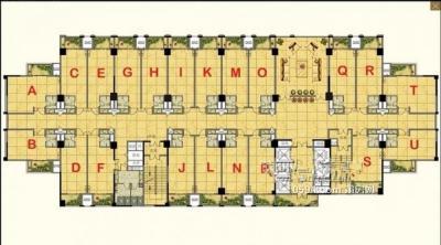 兴安名城南区双洋环球广场复式楼65㎡6米层高做3房仅售97.5万-莆田二手房