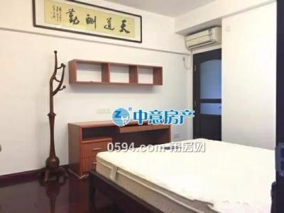 大唐广场精装3室2厅 南北通透 三面采光 仅需3200元-莆田租房