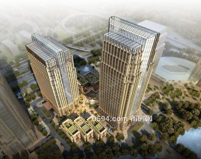 艾力艾国际广场 高大上 办公居住 一体化城市生活 你想要什-莆田租房