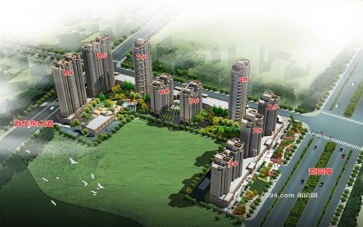 凤达凤翔城