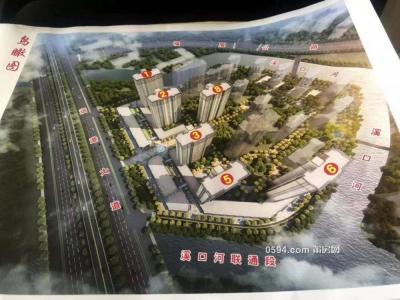 華永天瀾城二期 家電家具齊全-莆田租房