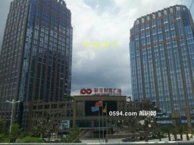 新日财富广场 纯写字楼 精装 正在装修半个月可以出租-莆田租房