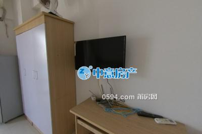 凤达滨河豪园 一室一厅一卫 精装高层有电梯-莆田租房