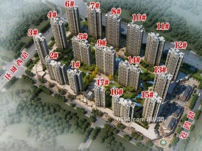 国企品质武夷木兰都南北东大三房仅售8500每平-莆田二手房
