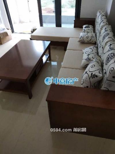 九龙小区精装3室2厅 南北通透 三面采光 仅2600元月-莆田租房