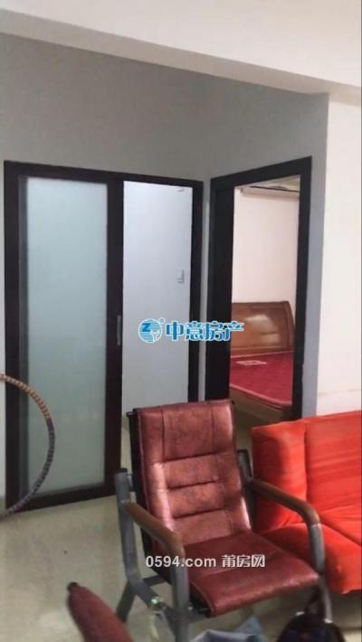 和成天下 两室一厅两卫 中装 高层有电梯 -莆田租房