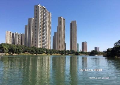 雅颂居 中高层大三房公园里的家 小区绿化风景好  -莆田二手房