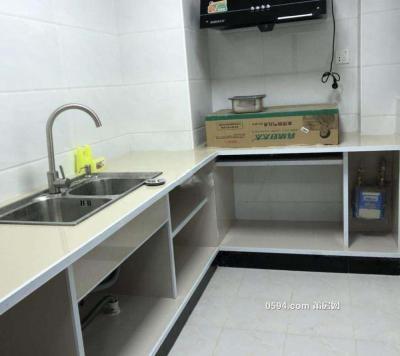 东城一号旁中海天下2房2厅1卫可做饭精装房先到先得-莆田租房
