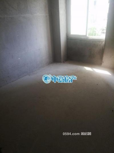 安特紫荆城高层南北通透三房。123平毛坯。一平12900-莆田二手房