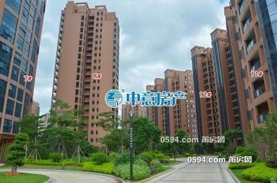 凤达滨河豪园--高层南北东采光好--大五房毛坯自由仅14200元-莆田二手房