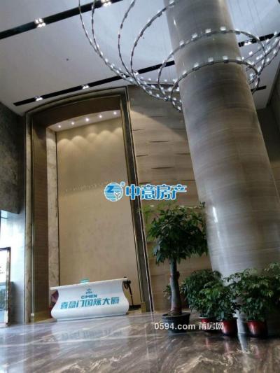 投资首 喜盈门广场写字楼 56.88平只卖72万 买一送一-莆田二手房