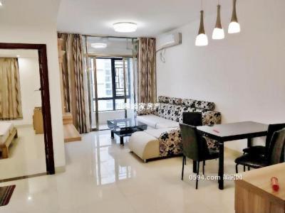 皇庭骏景 小户型 一房一厅 2500拎包入住 -莆田租房