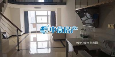 联创国际广场复式楼中楼招租 一个月2600-莆田租房