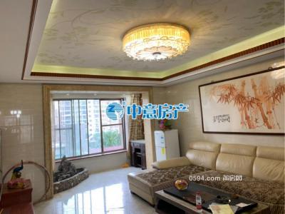 万达三房楼层南北溪通透精装,价格非常美丽16500-莆田二手房