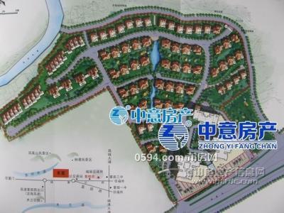 莆田西祥和山庄 独栋别墅 有车位有花园 使用面积多-莆田二手房
