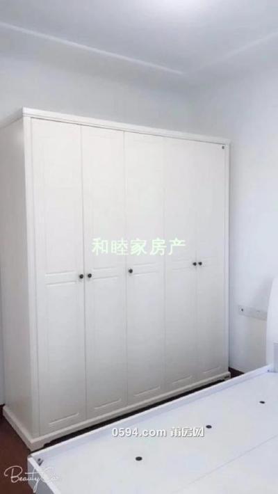 富力尚悦居 精装修3室2厅2卫 家电齐全 包物业随-莆田租房