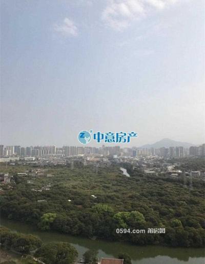 雅頌居 高層173平毛胚溪景房 ZUI好樓層 售370萬 僅此一套高層-莆田二手房