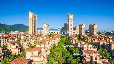 漲漲漲!安特紫荊城別墅 景觀林園使用面積600平-莆田二手房