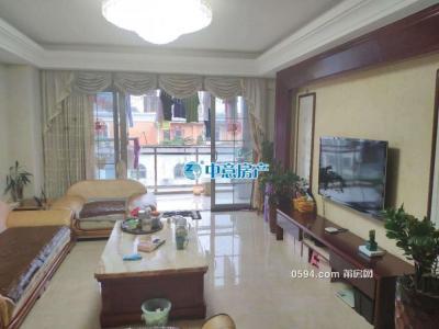 凤达花园 大4房2厅2卫 三面采光  精装修 一平方仅售14901-莆田二手房