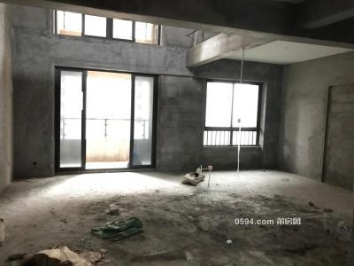 正荣财富楼中楼实面积160平米可做四五房划片麟峰-莆田二手房