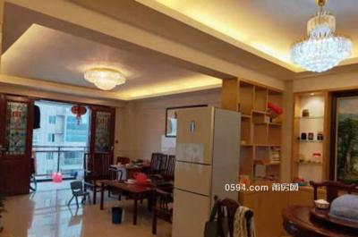 北磨凤达花园 3房2厅精装修 南北东三面采光 仅售236万-莆田二手房