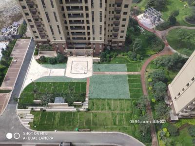 景观,低密度花园,凯天青山城 80.25万 3室2厅2卫 毛坯-莆田二手房