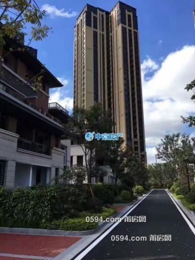 万科六期/雅园 98.5㎡精装三房 高层看整个木兰溪 仅149万-莆田二手房