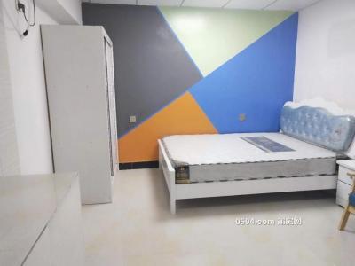 万达广场附近凯天鸿业 高层精装修单身公寓 拎包入住-莆田租房