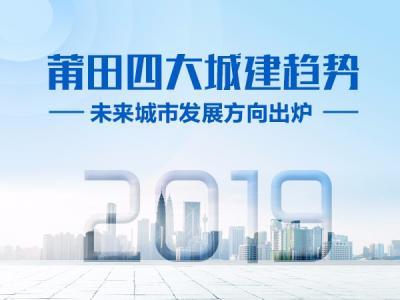 2019年莆田四大城建趋势 未来城市发展方向出炉