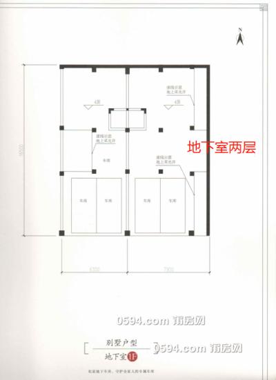 买的是面子,住的是身份 骏欧龙盘别墅 共7层使用面积800平-莆田二手房